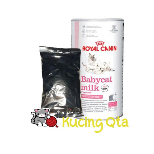 Foto Produk Royal Canin Baby Cat Milk 100gr / Susu Kucing (Kitten) 100 gr sachet dari Kucing Qta