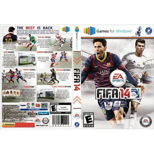 Foto Produk FIFA 2014 - PC GAME 2DVD dari Homebase