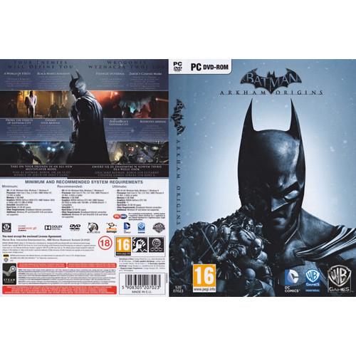 Foto Produk Batman Arkham Origin - PC GAME 4DVD dari Homebase