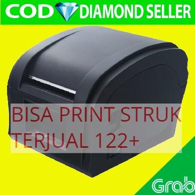 Foto Produk [MG]Thermal Barcode Printer Zebra Xprinter XP-360B dari Mania Gadget