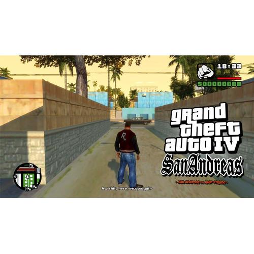 Foto Produk GTA San Andreas - PC GAME 2DVD dari Homebase