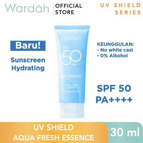 Foto Produk Wardah UV Shield Aqua Fresh Essence SPF 50 dari Wardah Official