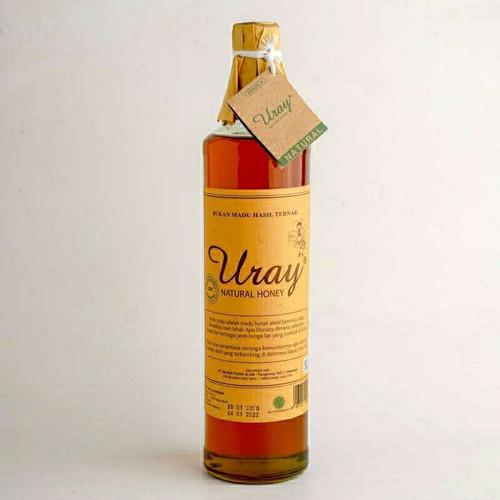 Foto Produk Madu Uray - Honey - Madu Alami - 875gr(640ml) dari MightBee