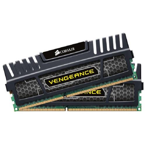 Foto Produk Corsair DDR3 Vengeance Black PC12800 16GB (2X8GB) - CMZ16GX3M2A1600C9 dari DextMall