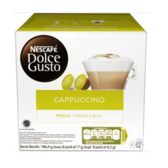 Foto Produk Nescafe Dolce Gusto Cappuccino dari amac store