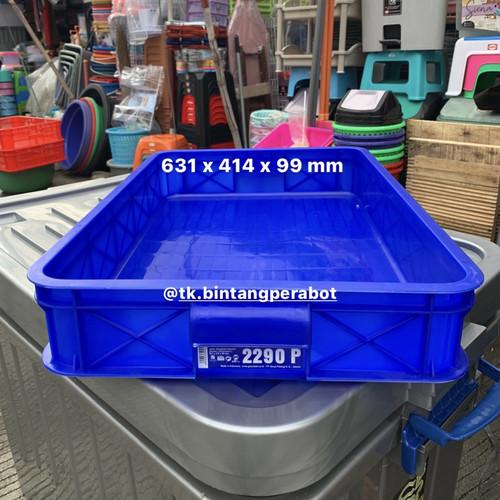 Foto Produk Green Leaf Container Box Industri 2290P / Box Industri / Bak Ikan dari Bintangperabot.