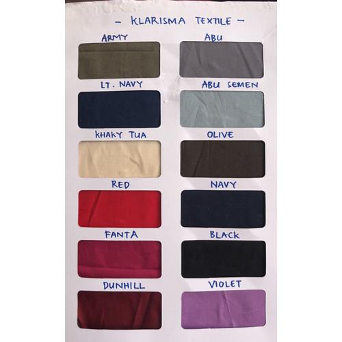 Foto Produk Kain Katun Jepang Polos Original Tokai Senko dari Klarisma Textile