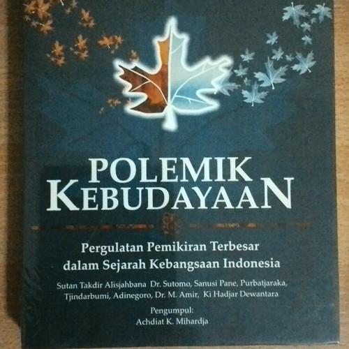 Foto Produk Polemik Kebudayaan (HC) - Achdiat K. Miharja- Balai Pustaka dari Balai Pustaka