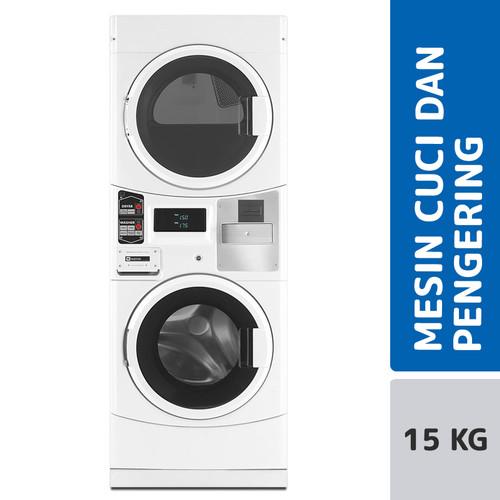 Foto Produk Maytag Mesin Cuci dan Pengering Gas MLG22PN dari Mesinlaundry