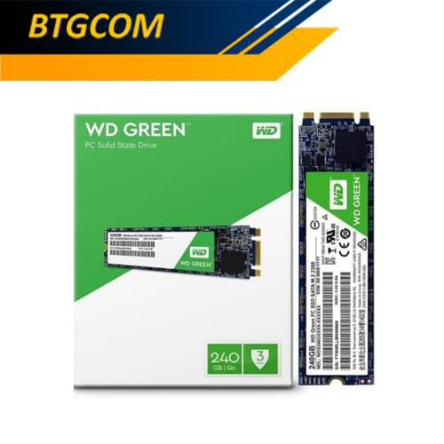 Foto Produk SSD WD Green M.2 240GB WDS240G2G0B dari BTGCOM