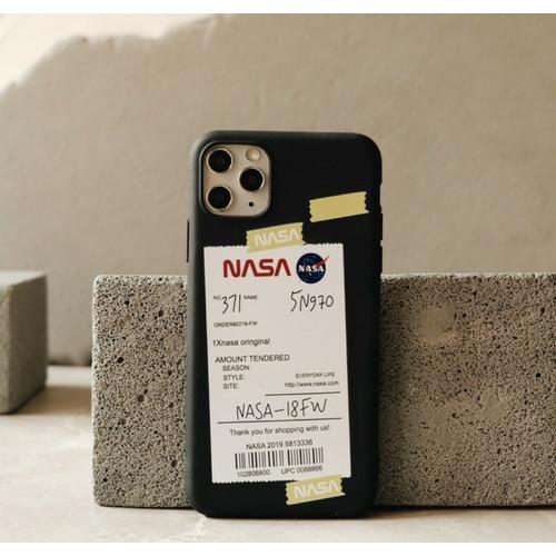 Foto Produk Nasa Ticket Case Iphone 6 6s 7 8 SE 2020 PLUS X XS XR 11 12 PRO MAX - NASA 18FW, 11 PRO MAX dari Caseayangan ID