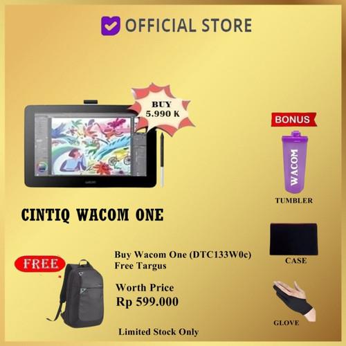 "Foto Produk Wacom One Display Cintiq Ceres 13"" Pen Display Full HD DTC 133 DTC133 dari DUNIA COMPUTER & SERVICE"