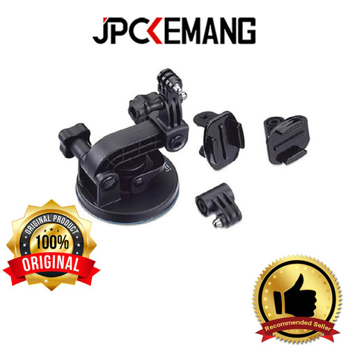 Foto Produk GoPro Suction Cup Mount and Quick Release (AUCMT-302) dari JPCKemang