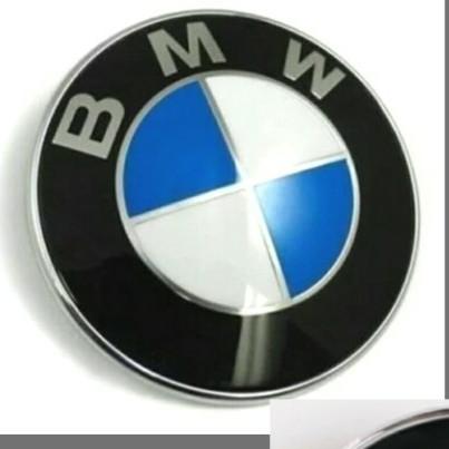 Foto Produk Emblem BMW biru putih 82mm kap mesin/bagasi dari dBest2Buy