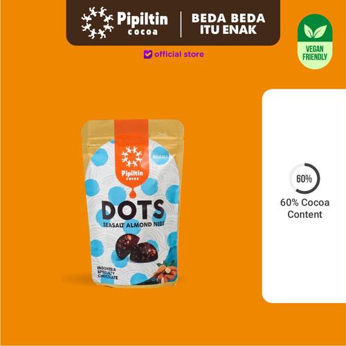 Foto Produk Dots Seasalt&Almond Nibs dari Pipiltin Cocoa
