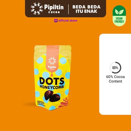 Foto Produk DOTS Honeycomb - 50 gr dari Pipiltin Cocoa