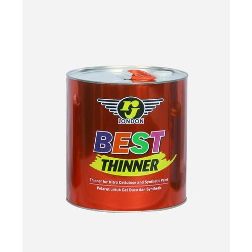 Foto Produk Thinner Best 4LT dari BKO Wooden shop