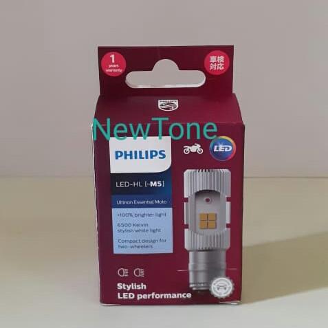 Foto Produk Lampu Motor LED Philips M5 6w ( Bebek & Matic ) dari NewTone
