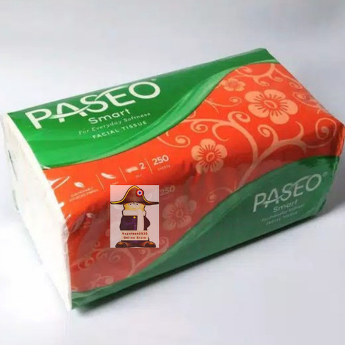 Foto Produk Tissue paseo 250 sheets/ ECERAN tissu paseo 250 lembar dari Napoleon2020