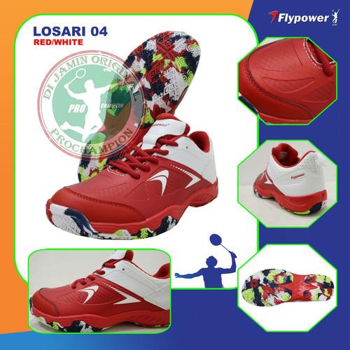 Foto Produk FLYPOWER LOSARI 4 SEPATU BADMINTON ORIGINAL - NAVY, 39 dari pro champion