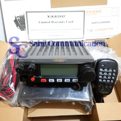 Foto Produk RADIO RIG YAESU FT 2980 FT 2980R/E VHF PENGGANTI YAESU FT 2900R VHF dari SABIL COM