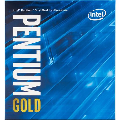 Foto Produk Prosesor Intel ® Pentium ® Gold G6400 4,00 GHz LGA 1200 GEN 10 BOX dari QUEENPROCESSOR
