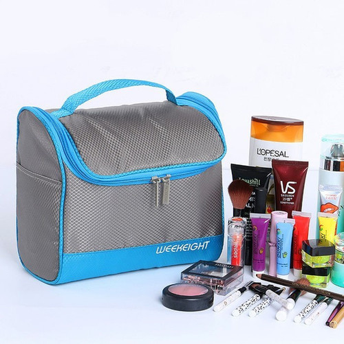 Foto Produk Tas Murah Travel Bag Tas Make Up Tas Kosmetik - Black Red - BLACK RED dari TokoUsbcom