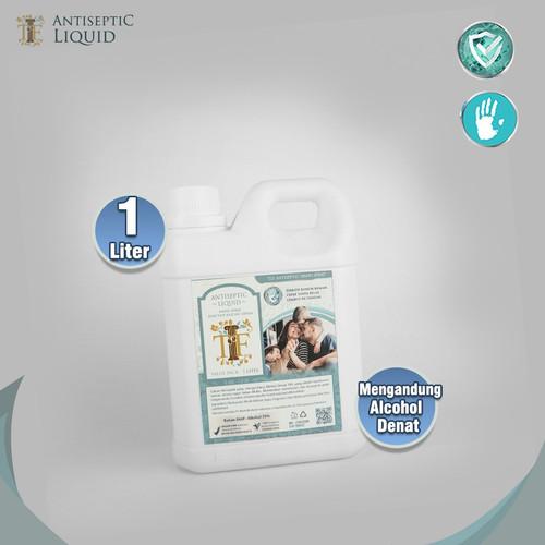 Foto Produk TLF Hand Sanitizer Cair 70% Alkohol 1 Liter BPOM dari TLF Official