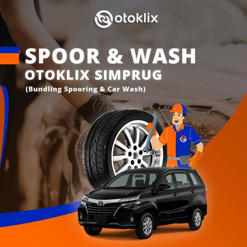 Foto Produk Paket Otoklix Spooring dan Cuci Hidrolik - Simprug dari Otoklix