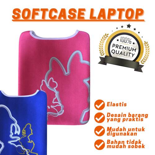 Foto Produk Tas Softcase Laptop 12 inch Notebook Sleeve Macbook dari TokoUsbcom