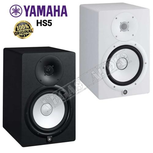 Foto Produk speaker studio monitor YAMAHA HS5 original garansi resmi dari VEGAS AUDIO