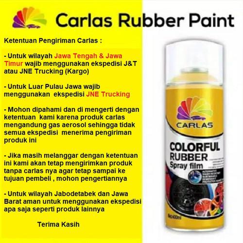 Foto Produk Carlas Rubber Paint G4 Black Glossy dari Pusat Impor