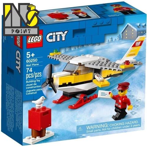 Foto Produk LEGO 60250 - City - Mail Plane dari Ins Point