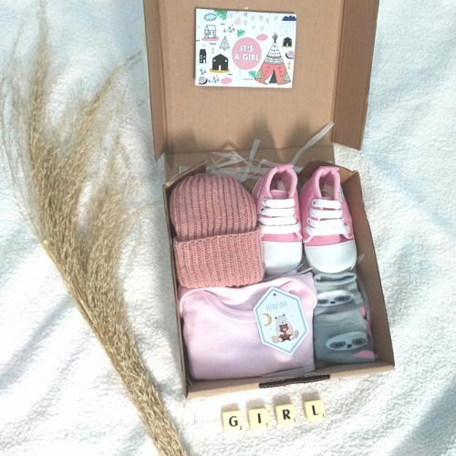 Foto Produk Hampers Baby Girl kado bayi perempuan newborn dari Rumahkadoku__