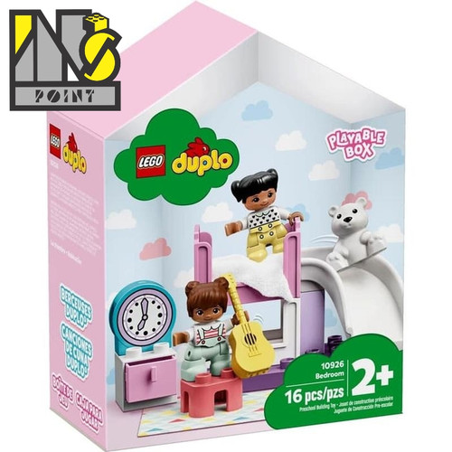 Foto Produk LEGO 10926 - Duplo - Bedroom dari Ins Point