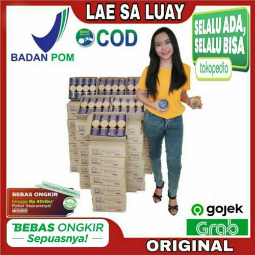 Foto Produk For Reseller Lae Sa Luay Hair Spa Smooth Keratin 1 Dus/12 Pcs dari kios hapeku