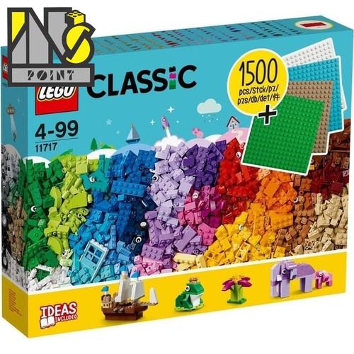 Foto Produk LEGO 11717 - Classic - Bricks Box dari Ins Point
