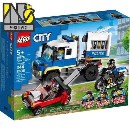 Foto Produk LEGO 60276 - City - Police Prisoner Transport dari Ins Point