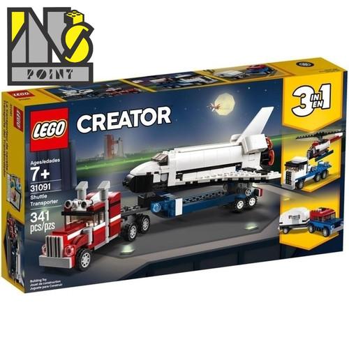 Foto Produk LEGO 31091 - Creator - Shuttle Transporter dari Ins Point