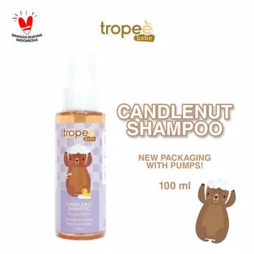 Foto Produk Tropee Bebe Candlenut Shampoo dari Little Pumpkin Baby Shop