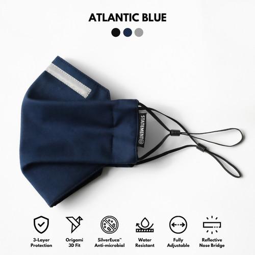 Foto Produk Statement Tri-Layer Mask - Atlantic Blue dari Statement World