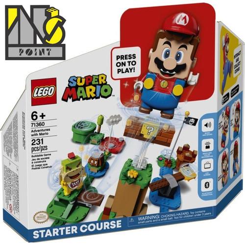 Foto Produk LEGO 71360 - Super Mario - Adventures with Mario dari Ins Point