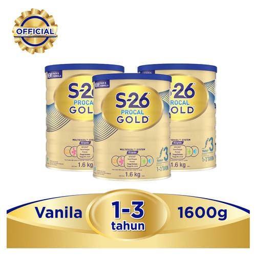 Foto Produk Buy 3 S-26 Procal GOLD 1.6KG dari S-26 Procal GOLD