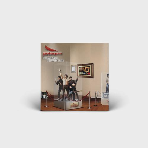 Foto Produk CD PETERPAN ALBUM SEBUAH NAMA SEBUAH CERITA dari Musica Studios