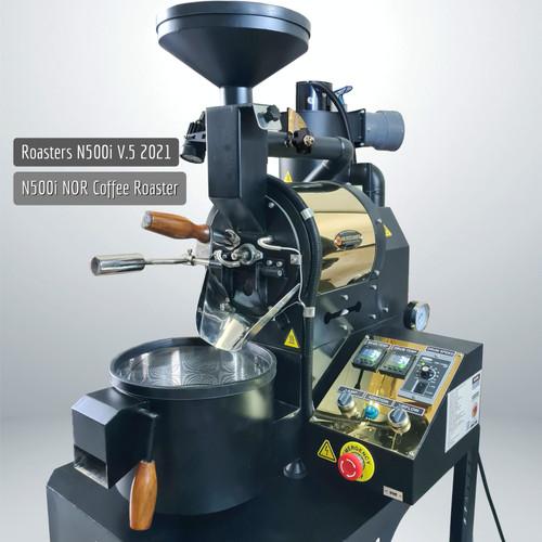 Foto Produk Mesin Roasting Kopi N500i dari NOR Coffee Indonesia