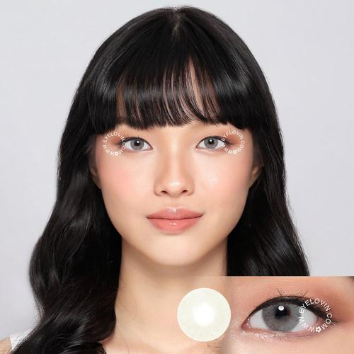 Foto Produk EYELOVIN Softlens EVAR - Hydrocore Grey dari eyelovin