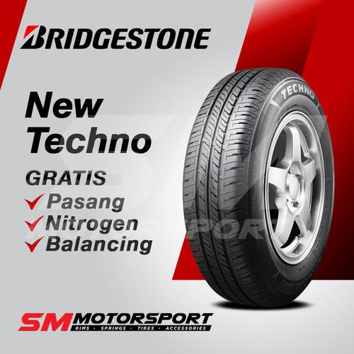 Foto Produk Ban Mobil Veloz Livina Expander Bridgestone New Techno 185/65 R15 94S dari SM Motorsport