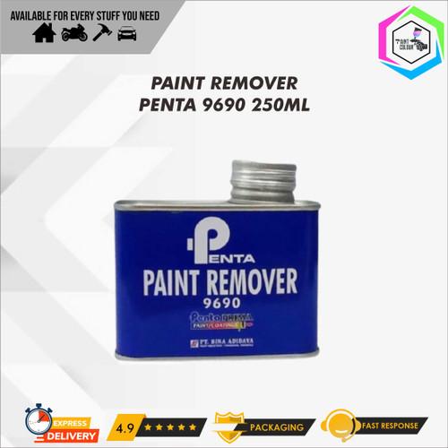 Foto Produk PENTA PAINT REMOVER 9690 250 ML /SODA API PENGELUPAS CAT dari PAINT COLOUR