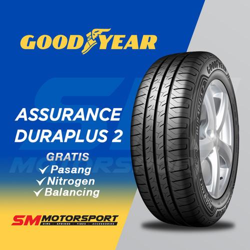 Foto Produk Ban mobil Good Year Assurance Duraplus 2 185-70-14 dari SM Motorsport