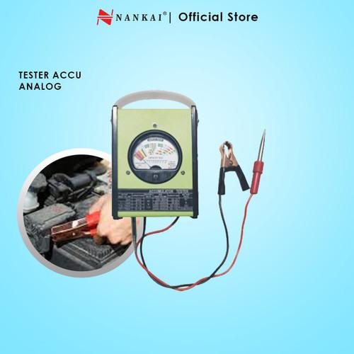 Foto Produk Tester Aki Motor / Mobil Analog dari Nankai Tools